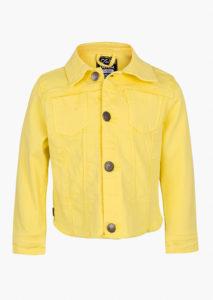Cazadora amarilla