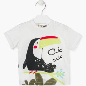 Camiseta tucán