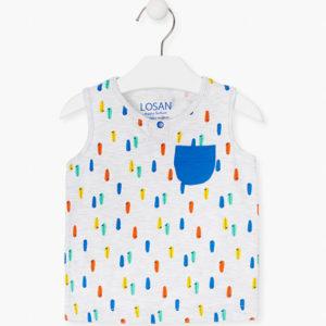Camiseta surfera bebé
