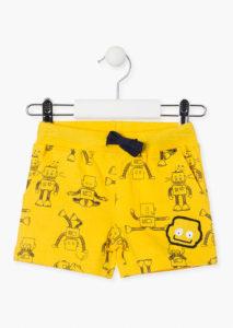 Pantalón robot bebé