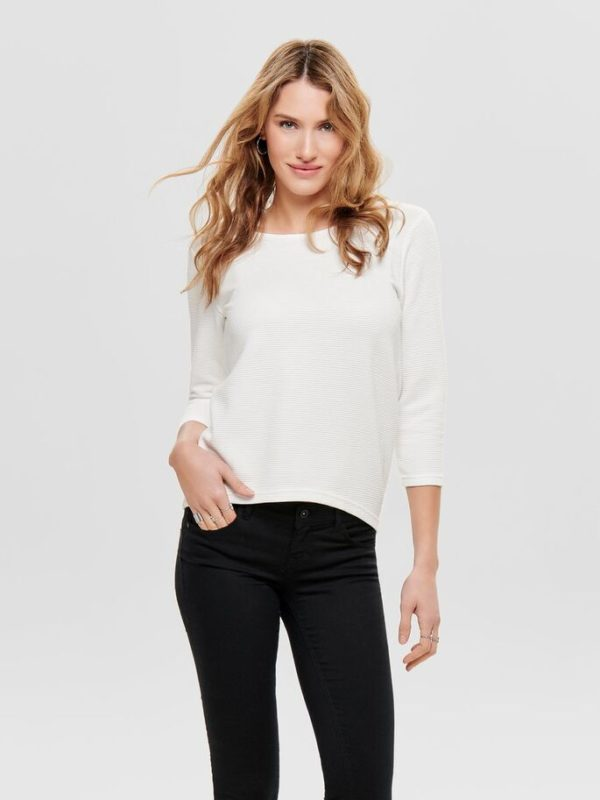 Camiseta Jacqueline blanca