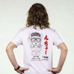 Camiseta Arale Dr Slump
