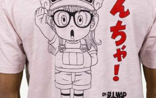 Arare camiseta