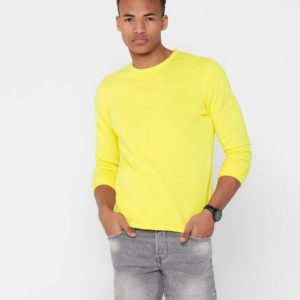 Garson jersey amarillo