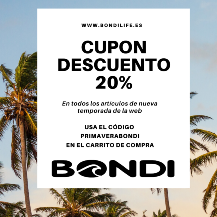 Cupon 20% Bondi